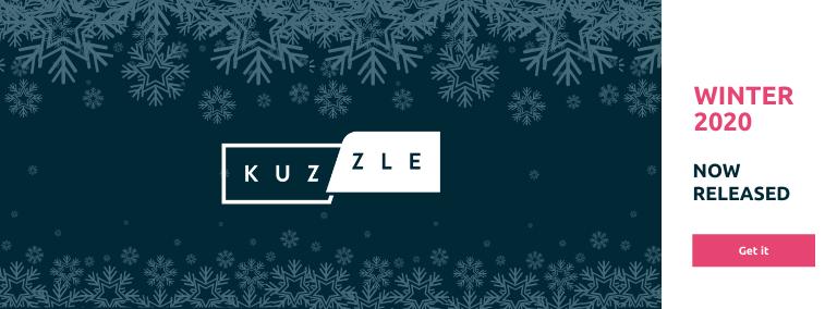 Kuzzle Winter Release 2020