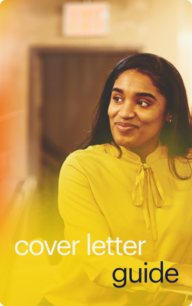 cover letter guide button