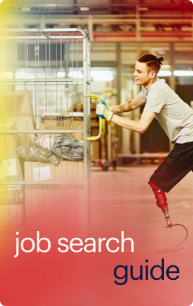 job search guide button