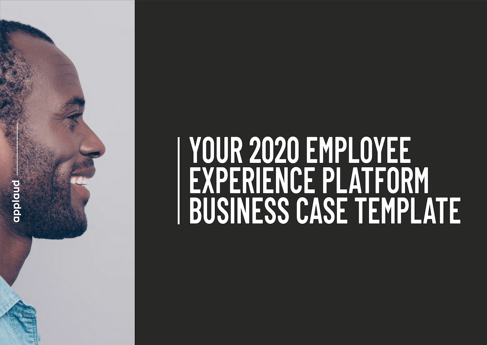Business Case Template Applaud HR