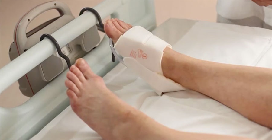 7 clinical applications for the use of intermittent pneumatic foot compression