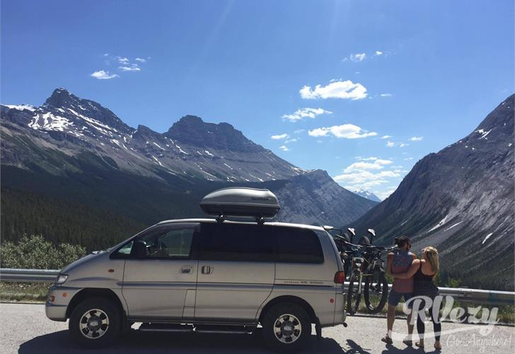 campervan for rent in alberta