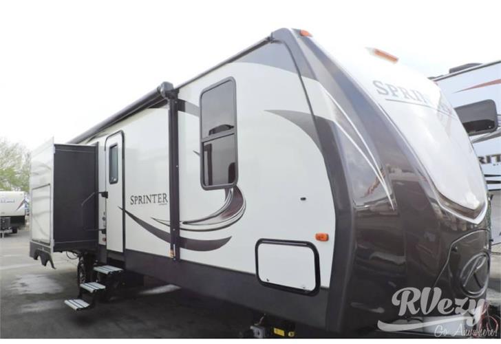 Keystone Sprinter Travel Trailer For Rent