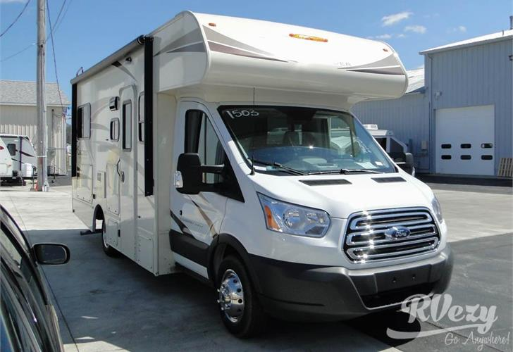 motorhome for rent in alberta