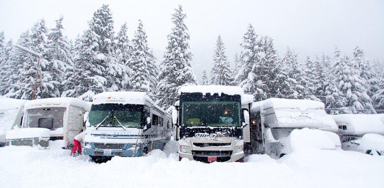 RV-Snow