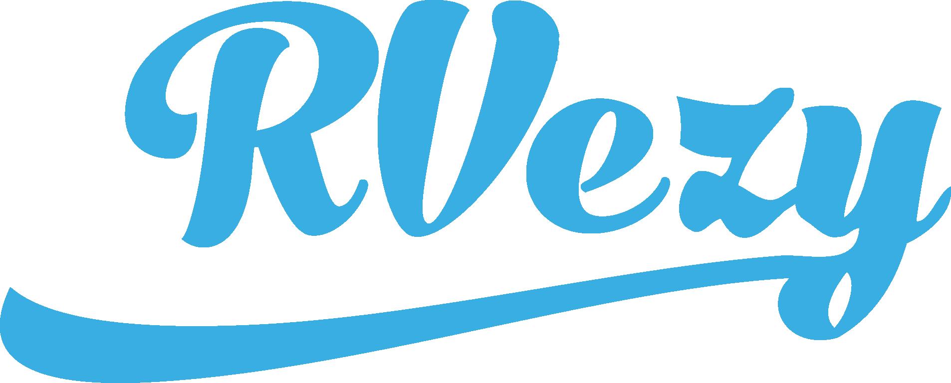 RVezy logo blue