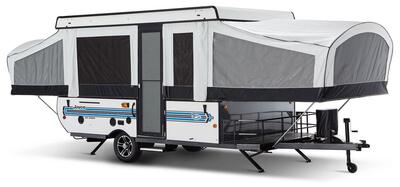 RVezy tent trailer