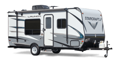 RVezy travel trailer