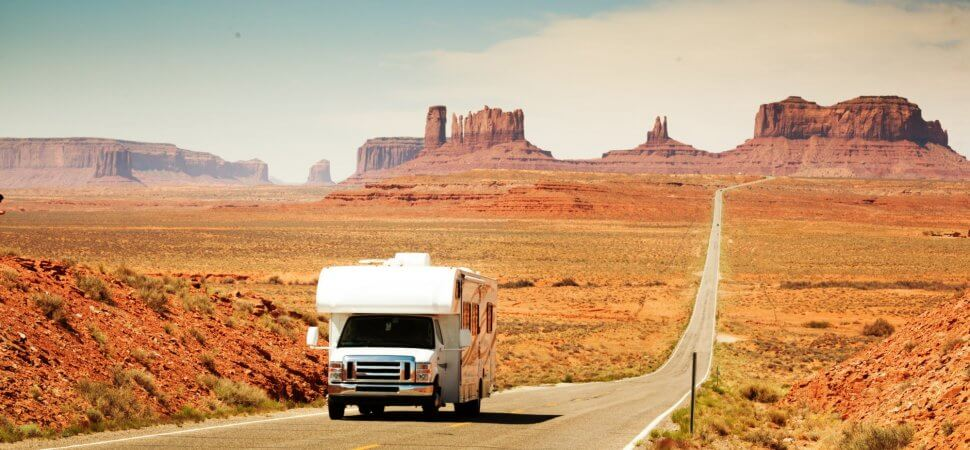 How much does it take to rent an RV?