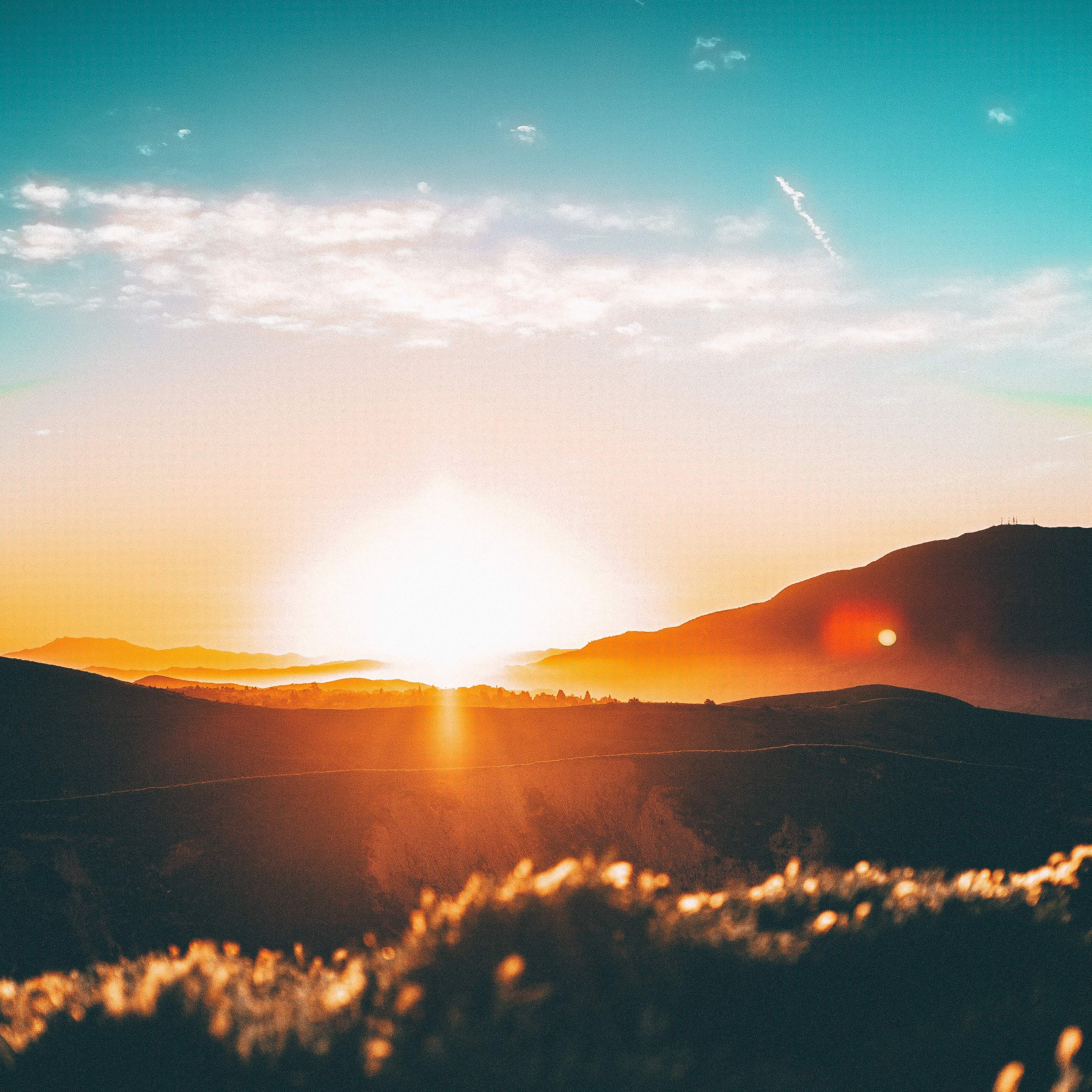 RVezy Sunset
