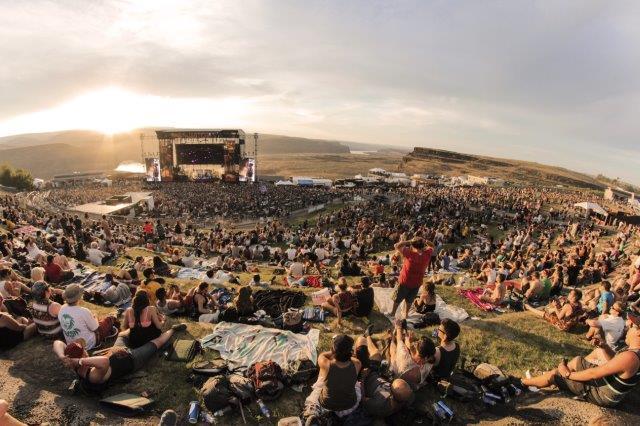 summer music festivals 2018 rv camping