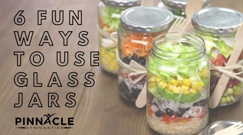 6 Glass Jar Ideas To Reduce Your Plastic Consumption