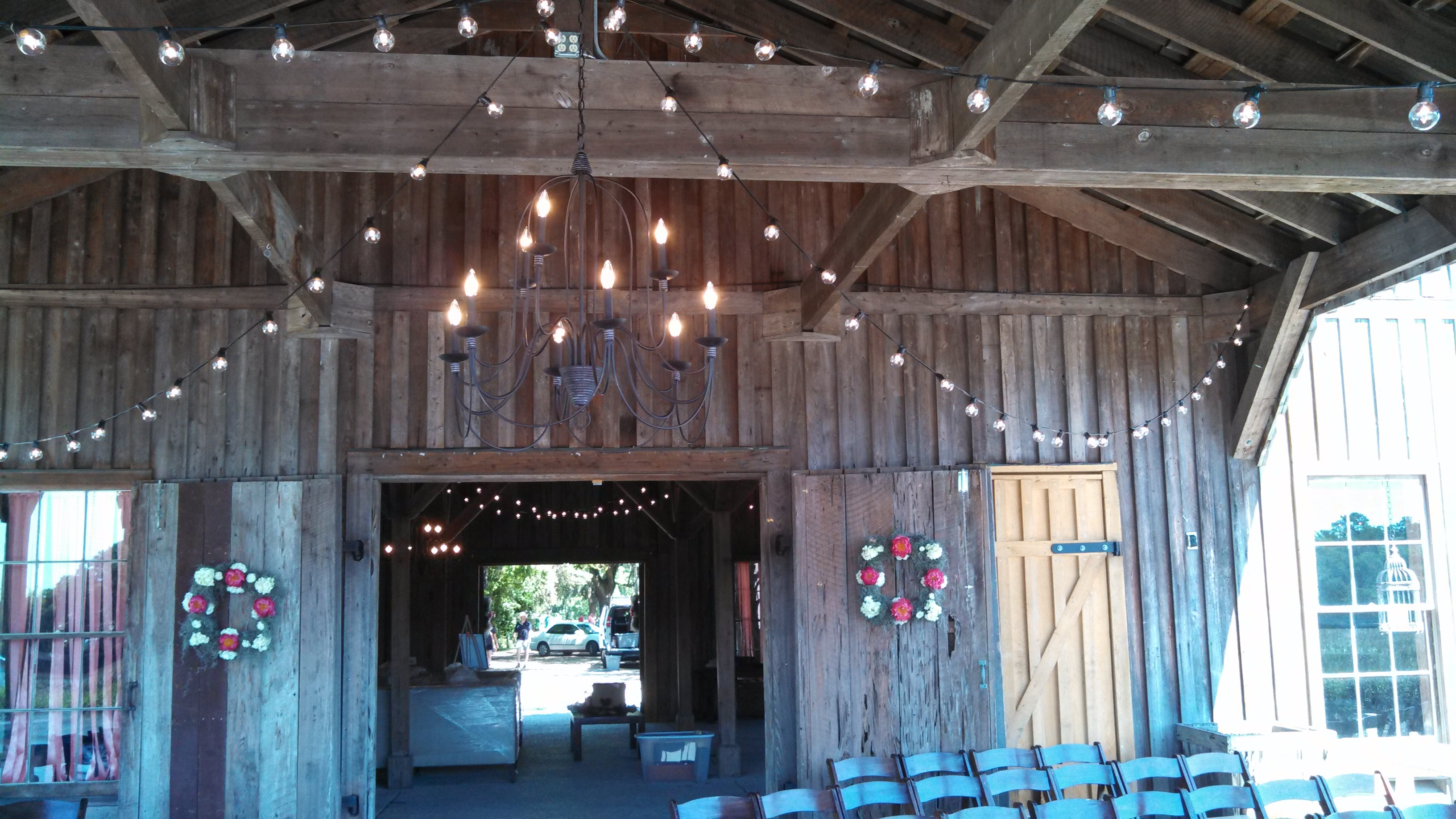Wedding Chandelier Rental Boone Hall By Av Connections