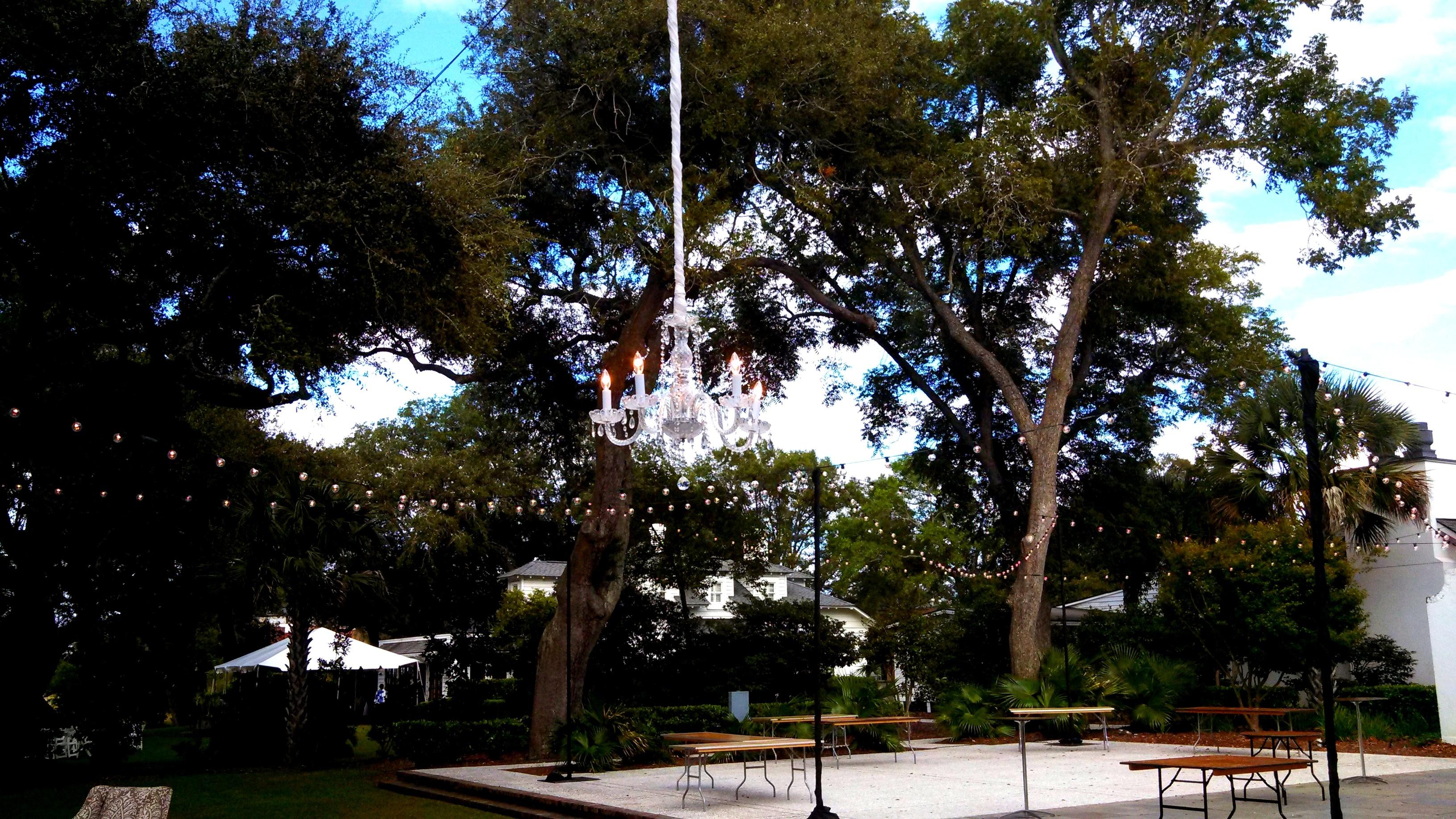 Unusual Wedding Lighting Rentals Charleston Sc Av