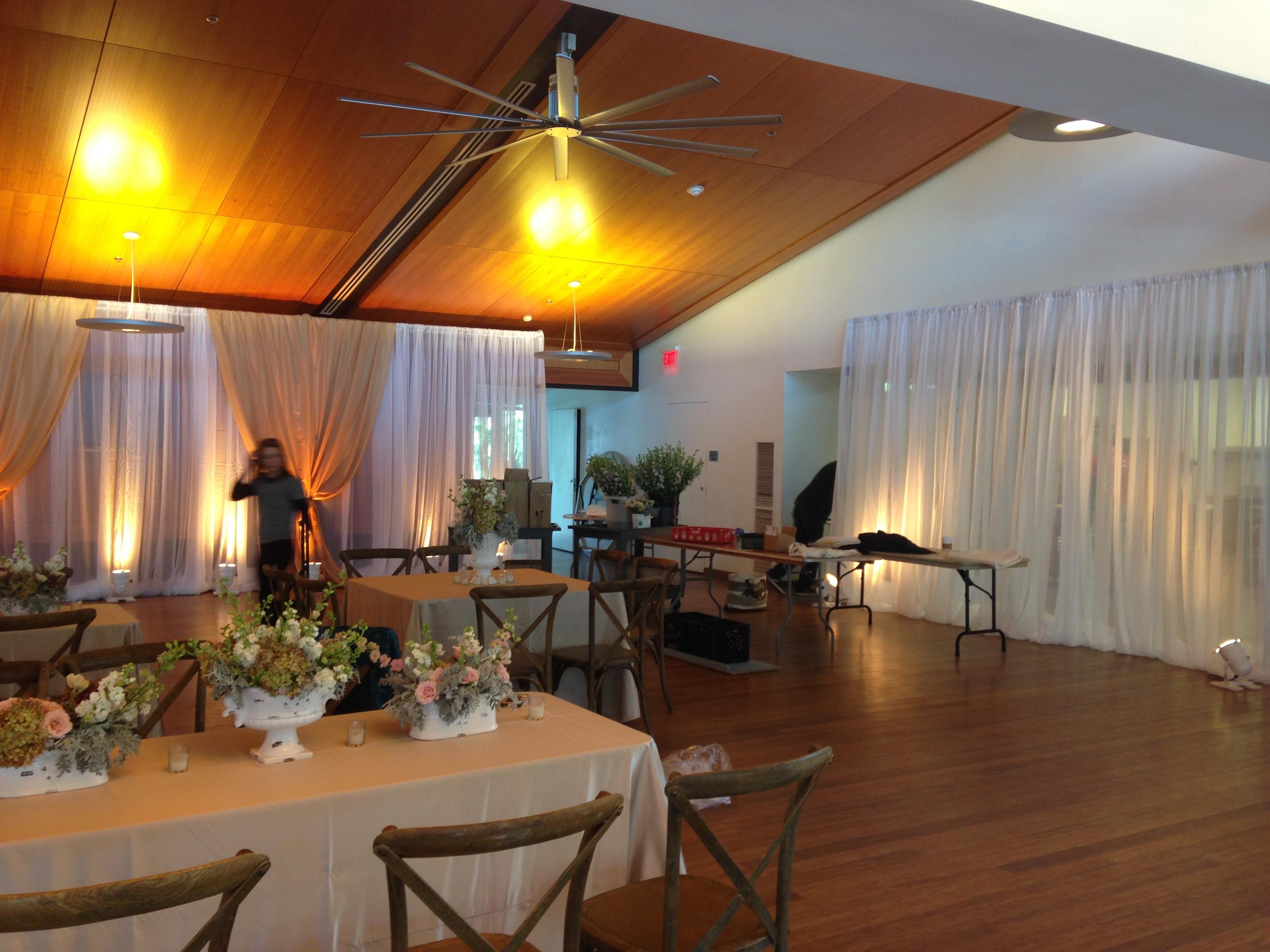 Charleston Wedding Uplighting By Av Connections At