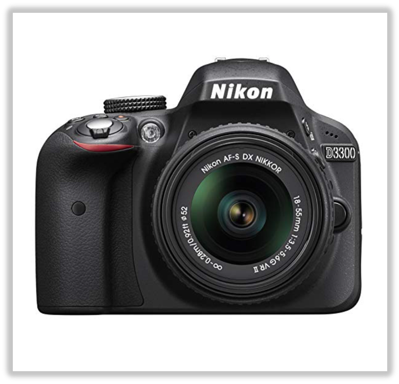 """The Nikon D3300 is an outstanding """"everything"""" camera, with well-rounded features. It's an outstanding entry-level DSLR, making it easy to operate and a little more intuitive than other DSLR cameras on the market."""