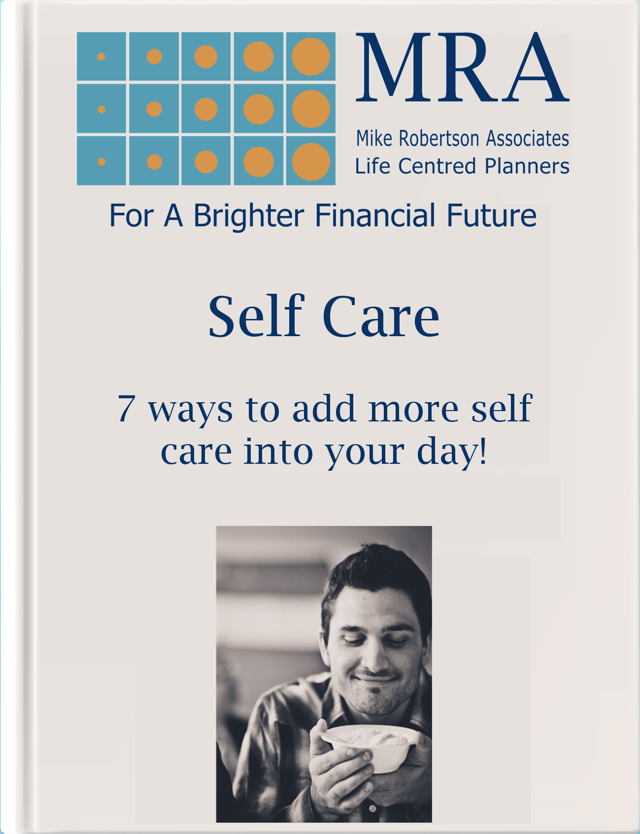 Download our Ebook to find out how to add more Self Care into your day