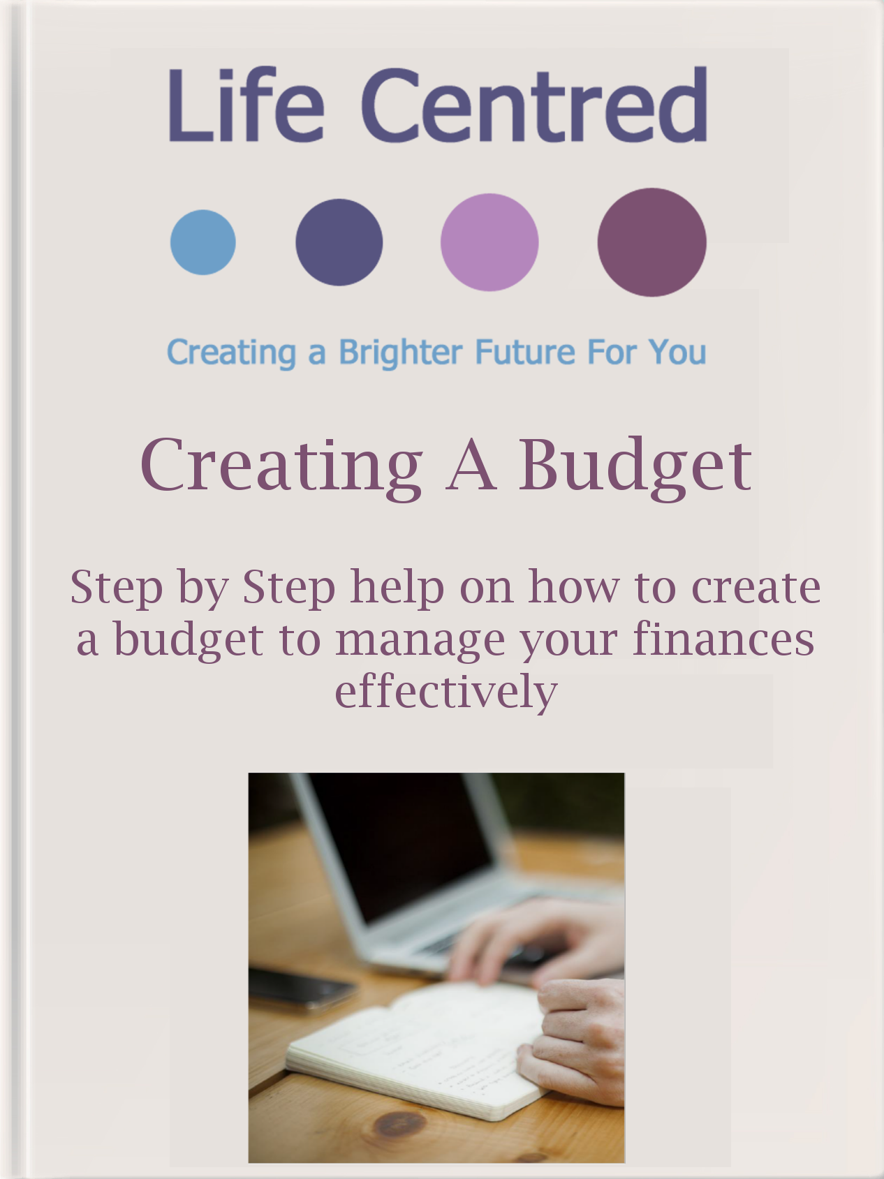 Download our Budgeting Ebook