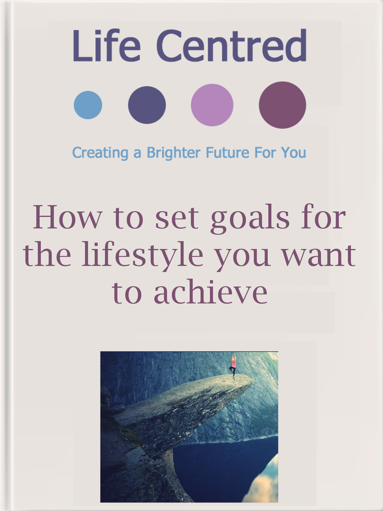 Download our Guide to Setting Goals