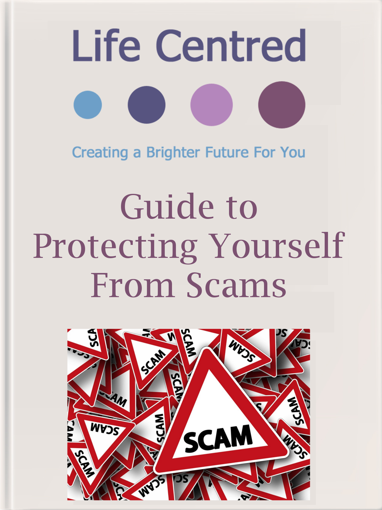 Download our Guide to Protecting Yourself From Scams