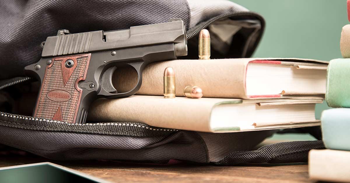 Active Shooter: What Can School Nurses Do?