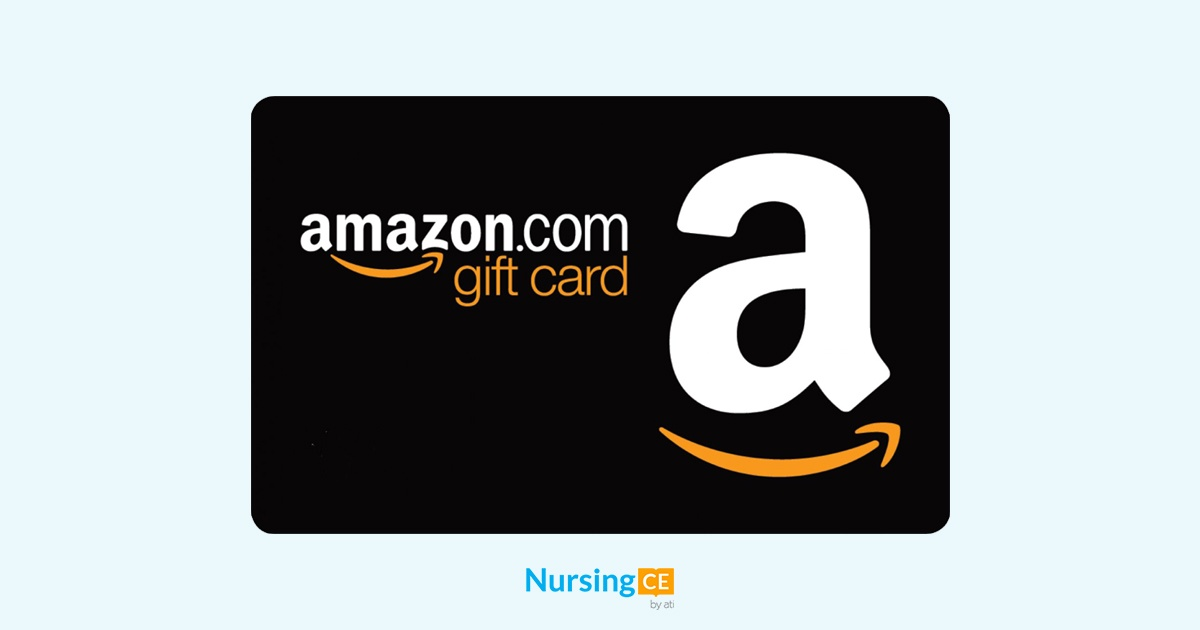 Enter Our June Monthly Giveaway to Win a $100 Amazon.Com Gift Card