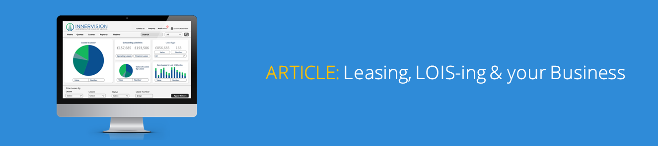 Leasing, LOIS-ing & your Business