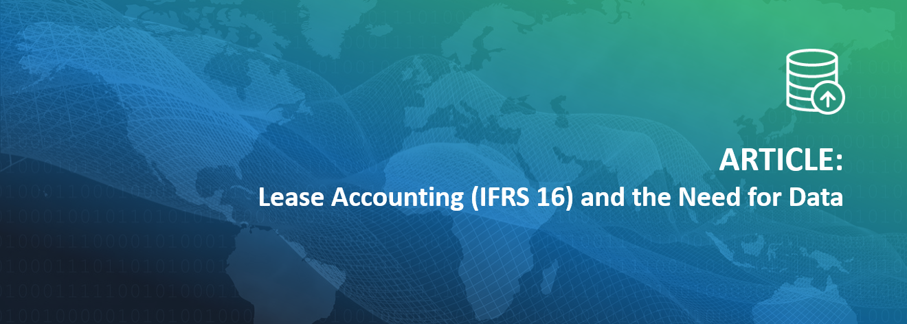 Lease Accounting (IFRS 16) and the Need for Data-1