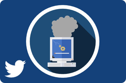 Outdated Technology is Costing Your Business - Leasing is the Solution Twitter