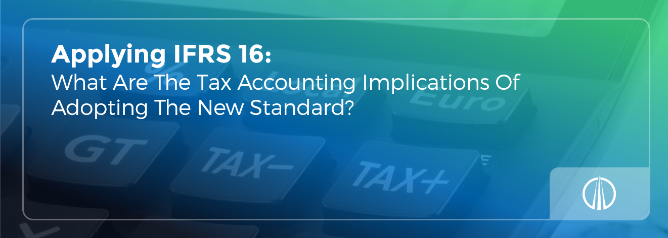 What Are The Tax Accounting Implications Of Adopting The New Standard