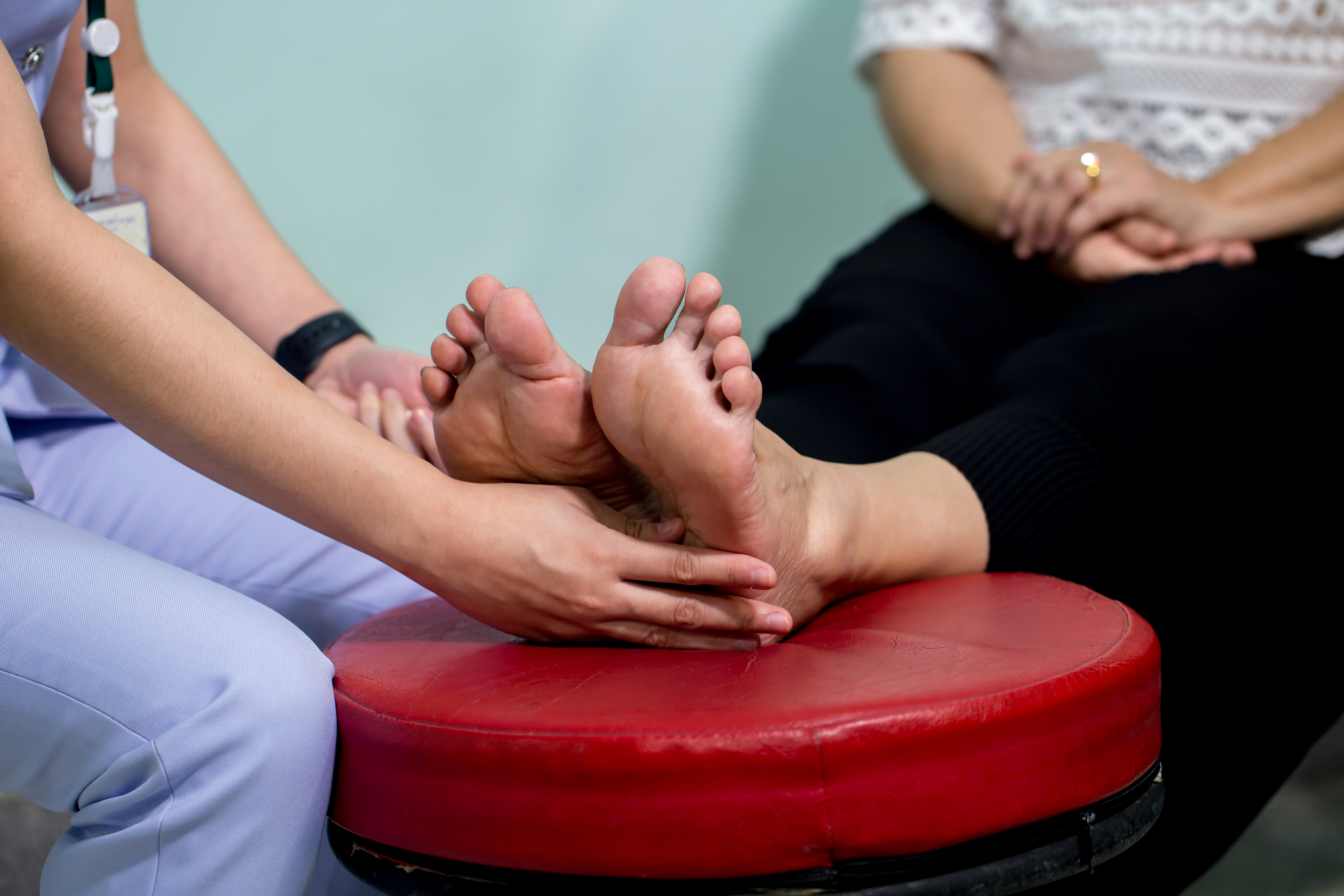 Foot Care Tips For People With Diabetes