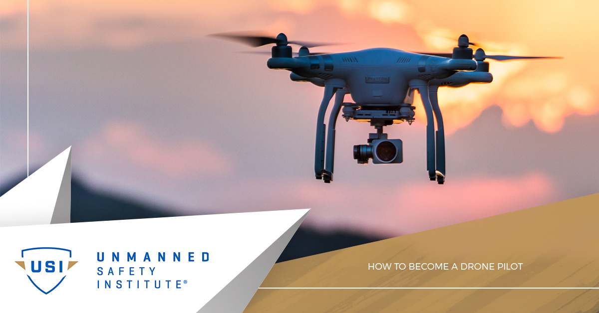 How to Become a Drone Pilot