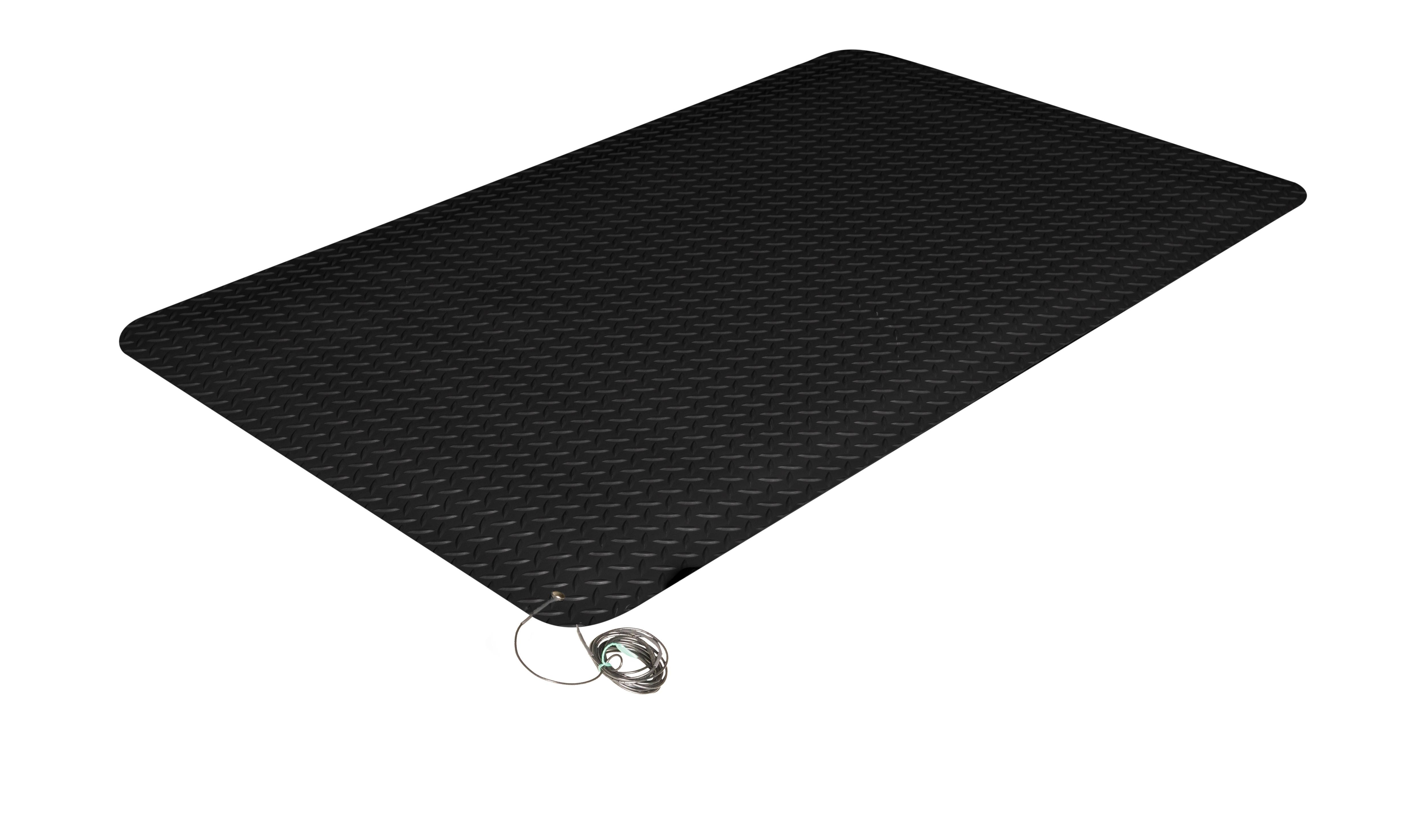 Electrically Conductive Deck Plate