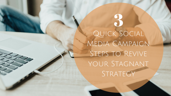 3 Quick Social Media Campaign Steps to Revive your Stagnant Strategy Charlotte NC Pinckney Marketing.png