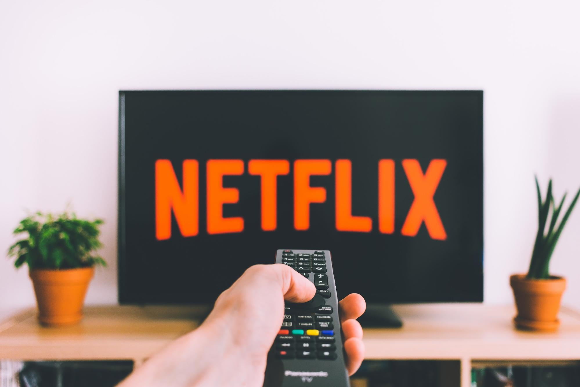 Netflix Pinckney Marketing OTT