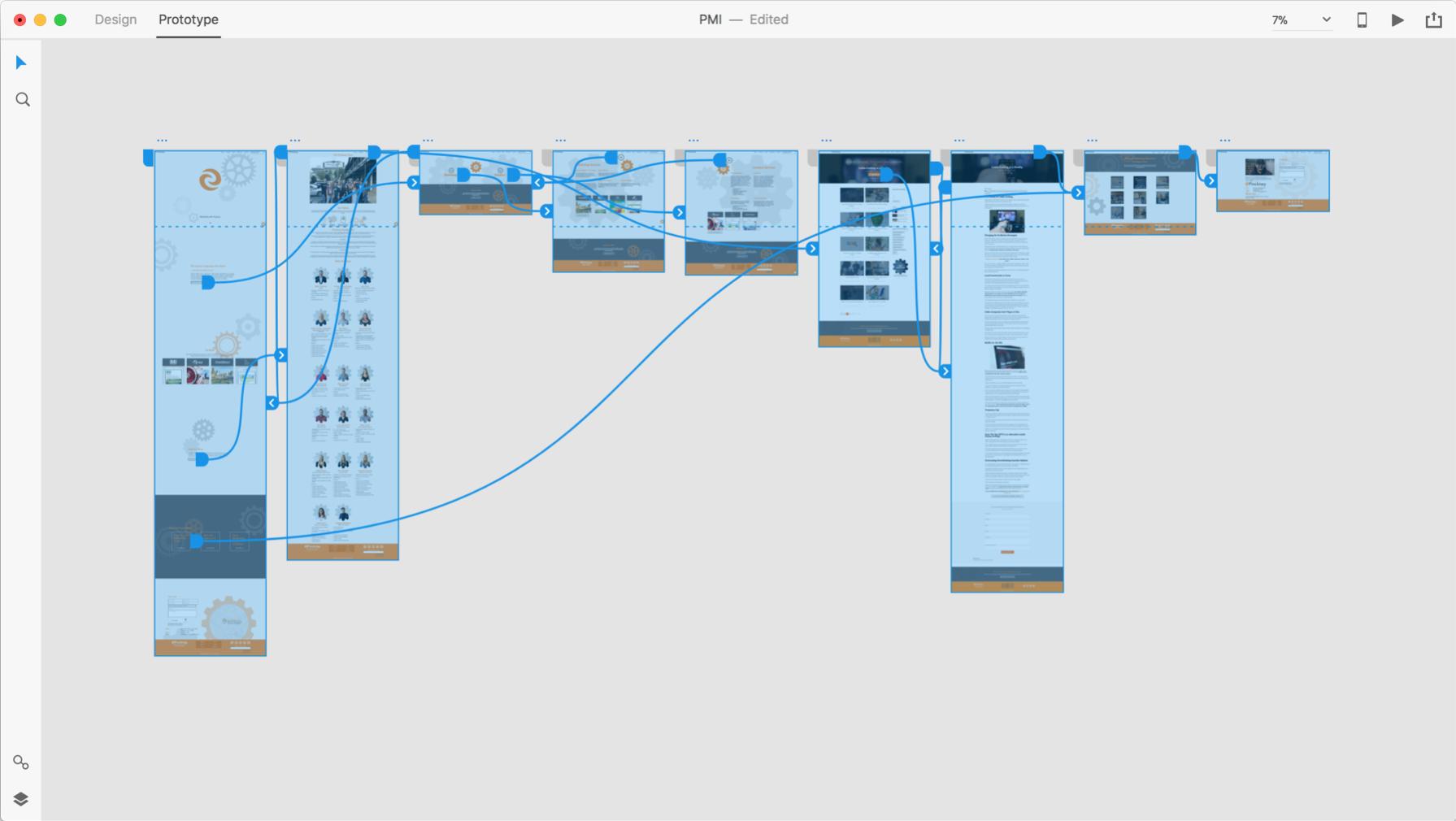 prototype-screenshot-website-design-adobe-xd-pinckney-marketing
