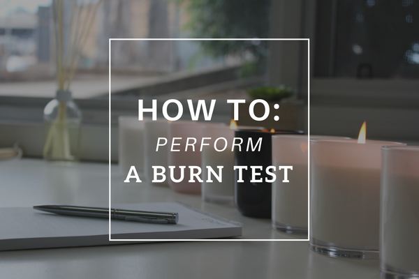 how to perform a burn test