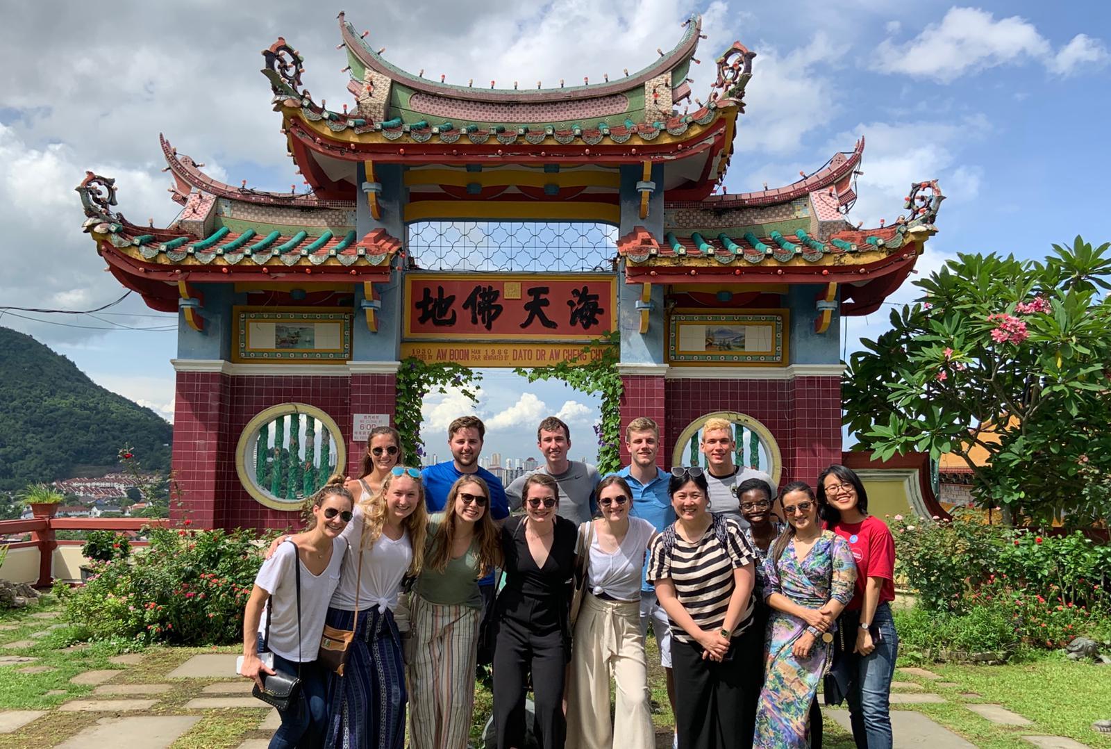 The Singapore Absolute Internship Program exploringMalaysia