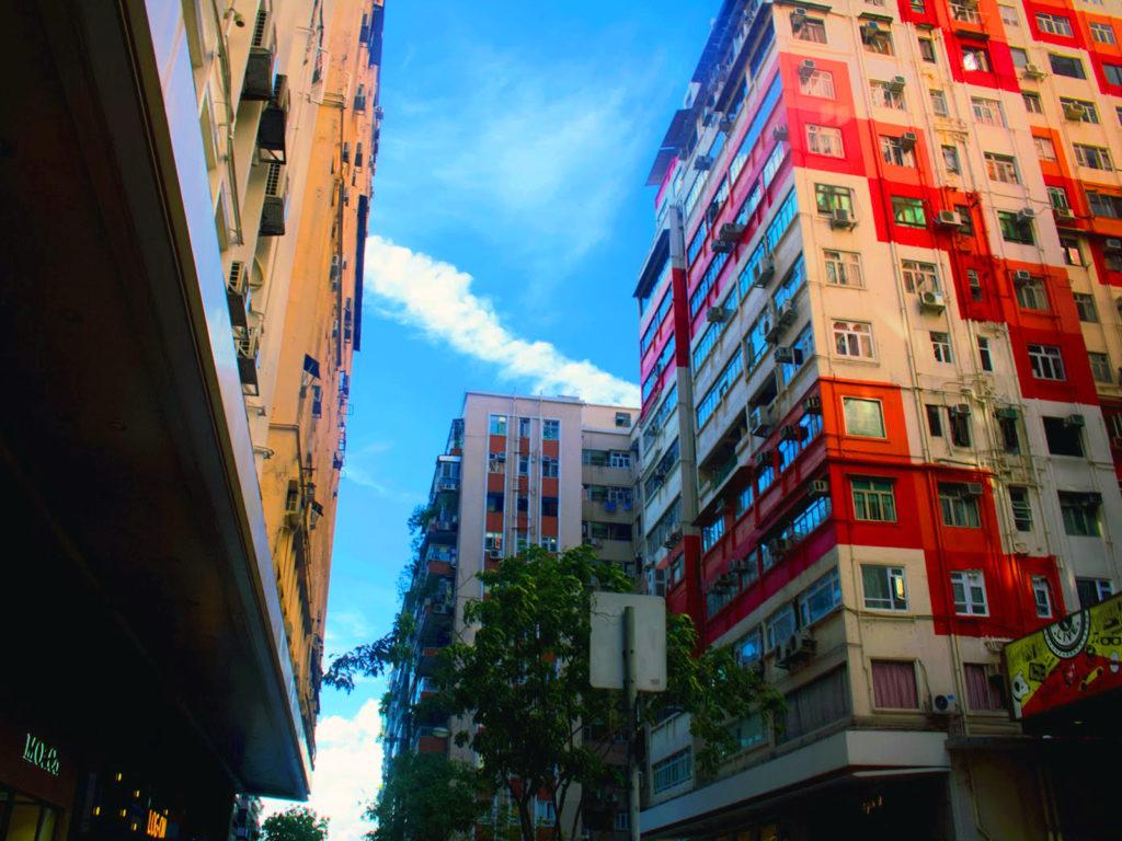 Houses in Hong Kong