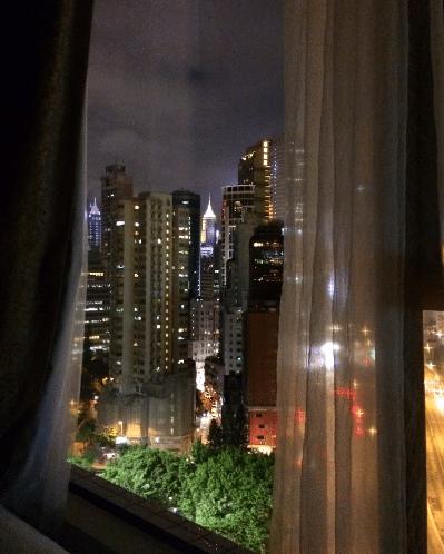 Hong Kong internship