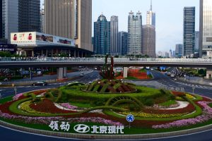 Pudong Financial District