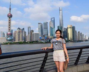 Journalism intern Shanghai