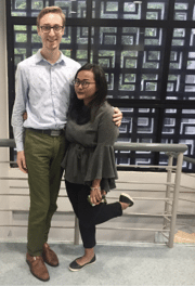Coworker in Singapore