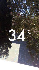 madrid weather