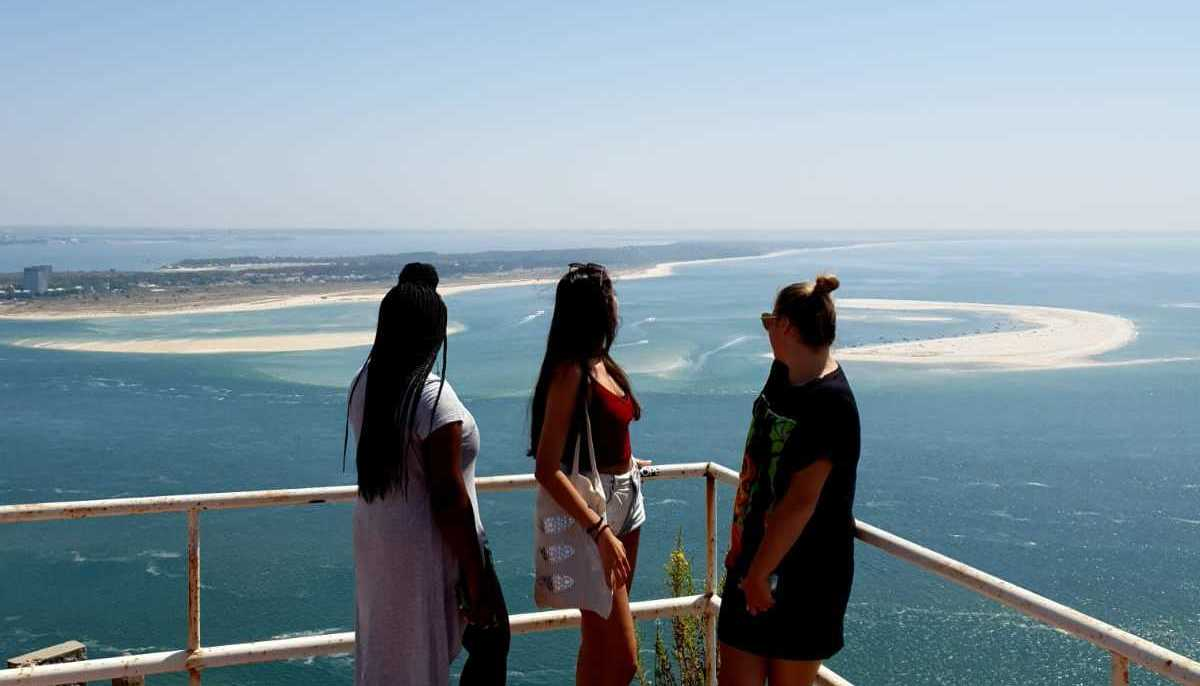 Lisbon Internship weekend trip