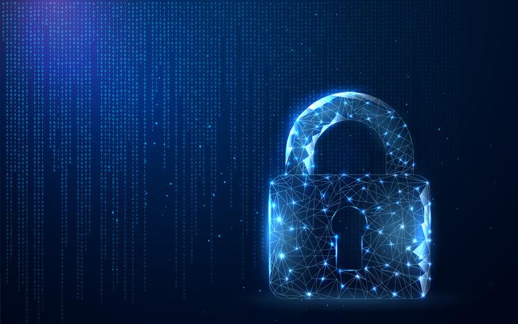 A Cyber Security Lock