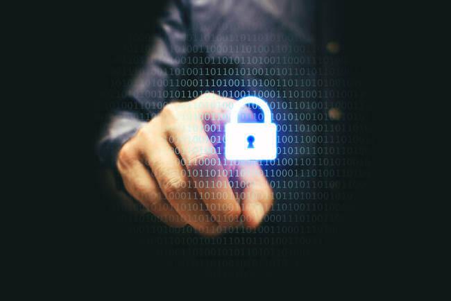 blockchain technology security