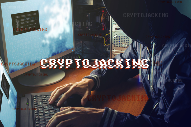 cyber security risks cryptojacking