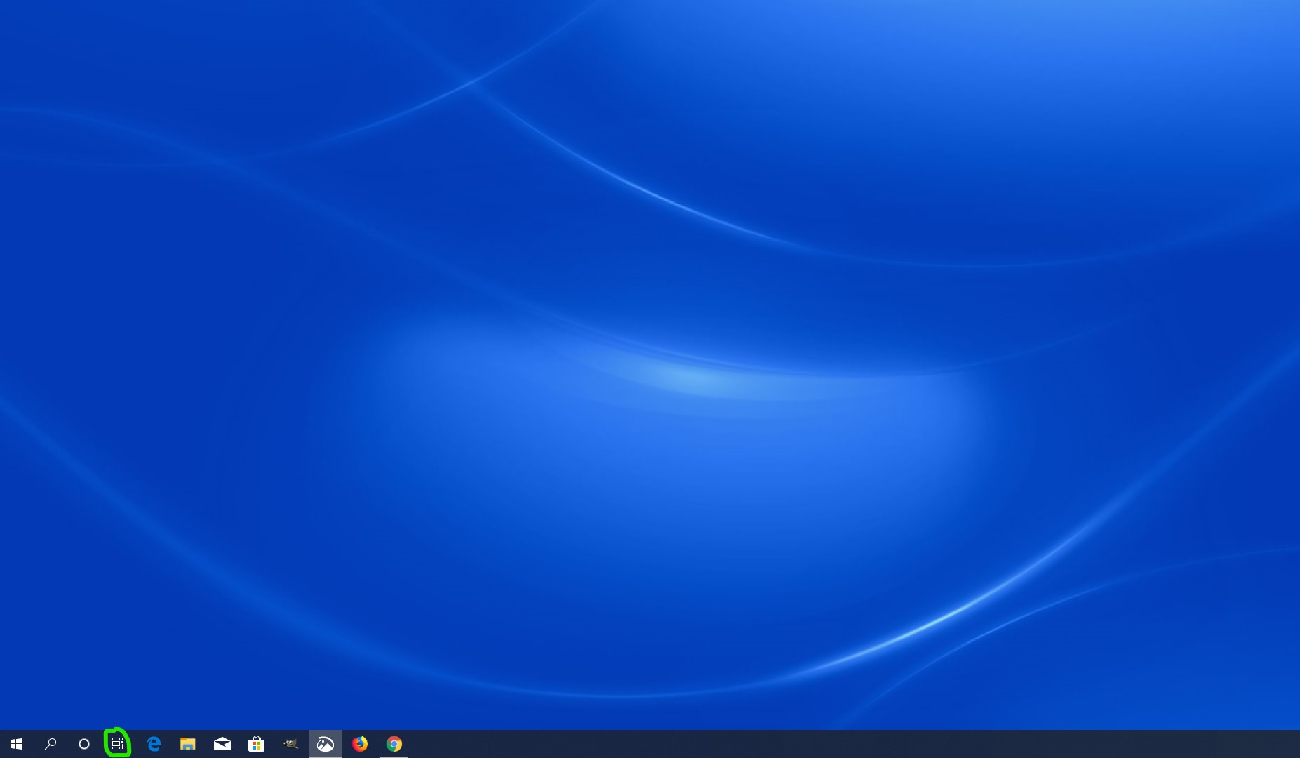 how to use windows 10 task view