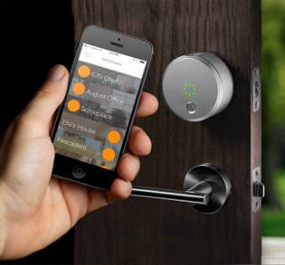 wearable tech gadgets august smart lock